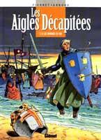 les aigles decapitees t10 lheritier de crozenc french edition
