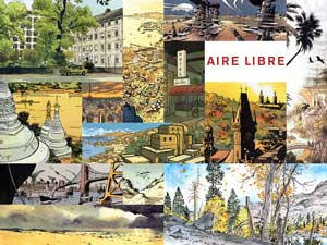 Aire Libre : une collection hétéroclite