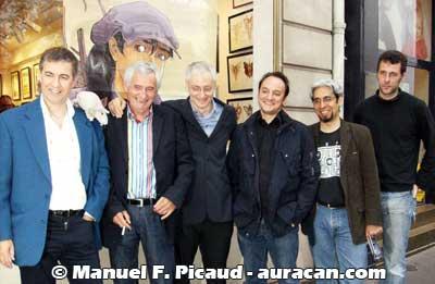 Jean-Charles Kraehn et ses amis