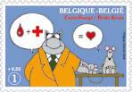 Le timbre Le Chat
