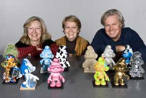 La Famille Culliford et les Schtroumpfs