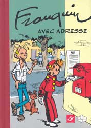 Franquin avec adresse (Tirage luxe)
