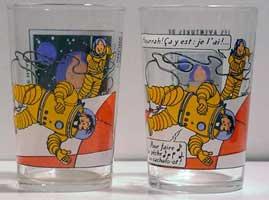 Il y a parfois de petites différences entre des séries de verres. Photo © Philippe Thirion