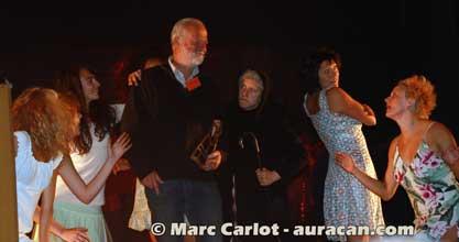 Jean-Claude Servais et ses personnages