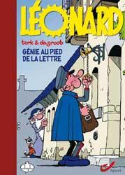 Léonard - Génie au pied de la lettre - Luxe / CBBD 2010