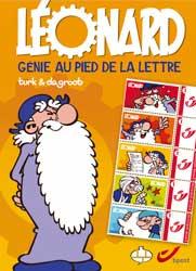 Léonard - Génie au pied de la lettre - Normal / CBBD 2010