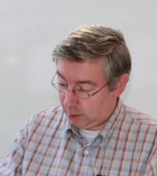 André Taymans à Angoulême en janvier 2011 © Manuel F. Picaud / Auracan.com