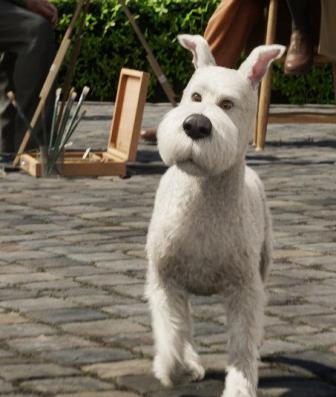 Milou © Sony Pictures Releasing France