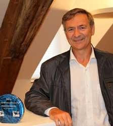 François Boucq par Jean-Jacques Procureur