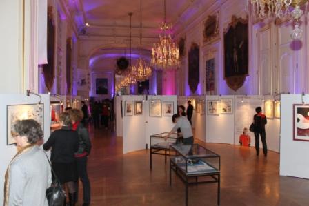 vue d'ensemble de l'exposition Largo Winch © Manuel F. Picaud / Auracan.com