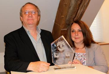 Jean-François et Maryse Charles © Jean-Jacques Procureur