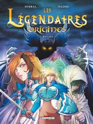 Les Légendaires Origines par Nadou