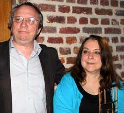 Jean-François et Maryse Charles : Grand Prix Diagonale de la Ville d'Ottignies-Louvain-la-Neuve
