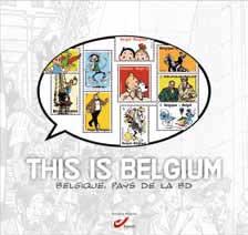 Belgique, pays de la BD