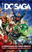 DC Saga Magazine © DC Comics