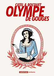 Olympe de Gouges par Bocquet et Catel