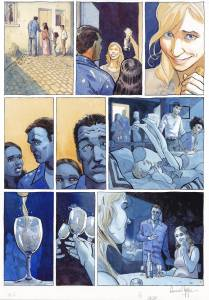 page 27 Oh les filles ! © Emmanuel Lepage / Futuropolis