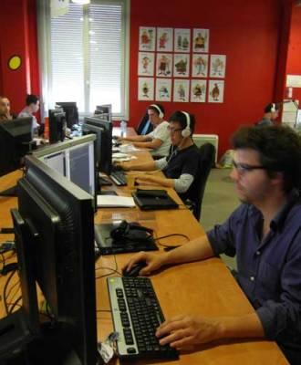 Les Studios Dreamwall au travail sur Astérix