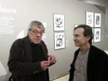 José Munoz et Benoît Peeters