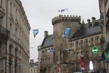 Vue d'Angoulême en janvier 2013 © Manuel Picaud