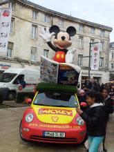 Journal de Mickey à Angoulême 2013 © Manuel Picaud