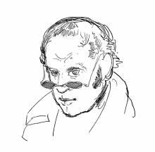 Autoportrait de Rodolphe Töpffer