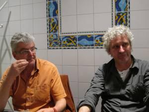 Philippe Foerster et Briac