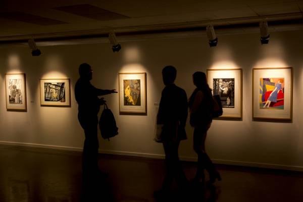 Sérigraphies, lithographies et autres belles images © Marc Carlot