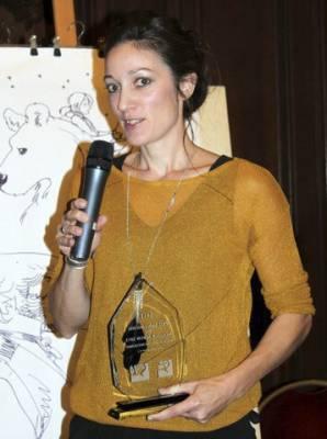Anlor, dessinatrice d'Amère Russie