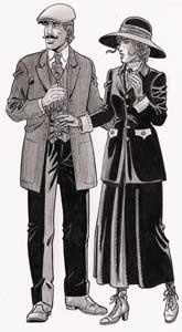 Victor Sackville et Diane