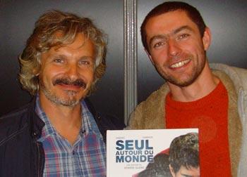 Alexandre Chenet et Renaud Garreta photo © Brieg F. Haslé / Auracan.com