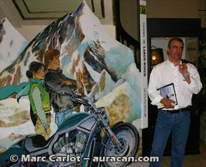 Philippe Francq et Largo Winch