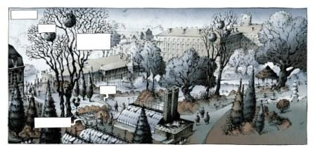 De Briques et de Sang - extrait de la page 98 © David François - Régis Hautière / KSTR