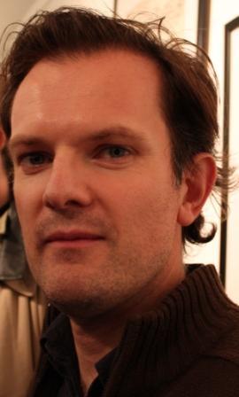 Marc Jailloux à Paris en 2010 © Manuel F. Picaud / Auracan.com