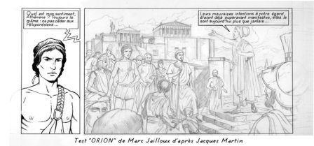 Orion - test réalisé par Marc Jailloux