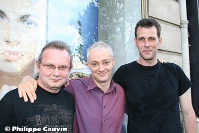 Daniel Maghen et ses auteurs