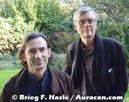 Benoît Peeters et François Schuiten