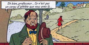 Le Professeur Mortimer