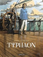 Couverture <i>Typhaon</i>