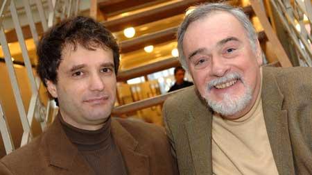 Frédéric Toublanc et Gilles Chaillet