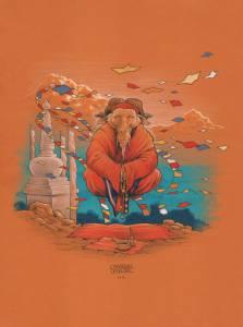 Pour le Népal : Emmanuel Despujol