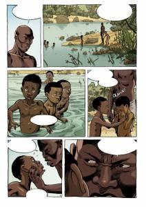 Du coeur de l'Afrique...