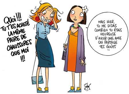 Mademoiselle F par Serge Dehaes