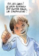 Poulbots - extrait © Prugne / Ed. Margot