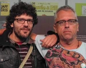 Francis Porcel et Zidrou