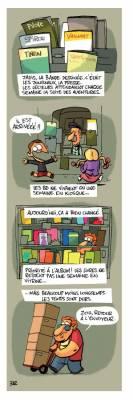 Animal Lecteur page 23 © Salma - Libon / Dupois