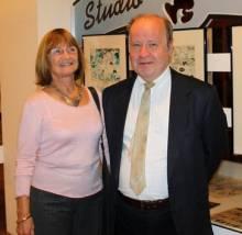 Nicole Tibet et son fils, Bibi
