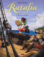 Ratafia - T1: Mon  nom est capitaine, par Nicolas Pothier,
