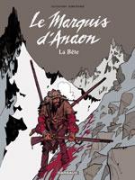 Le Marquis d'Anaon - T4
