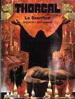 Thorgal - T29: Le Sacrifice, par Jean Van Hamme, Grzegorz Rosinski